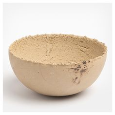 """styletaboo: """" Adam Železný - Cream Blast Bowl [clay, 2014] """""""