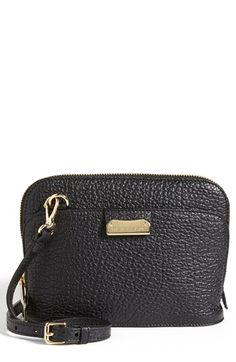 Burberry 'Harrogate - Small' Leather Crossbody Bag available at #Nordstrom  - oh boy...mama likes