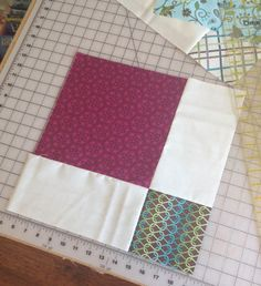 """Learn how to take the simple disappearing 9-patch quilt pattern and create a LARGE quilt using precut 10"""" squares/layer cakes. Free Quilt Tutorial."""