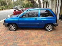 Related image Ford Festiva, Car, Image, Automobile, Autos, Cars