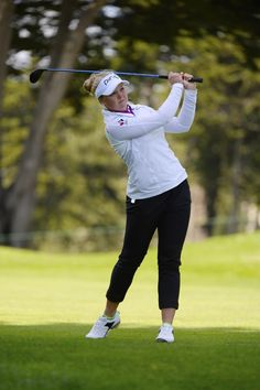 17 year-old Brooke Henderson carries a one stroke leading into the final round of the Swinging Skirts LPGA Classic.