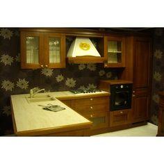 Cucina fuori produzione LUBE dal design tradizionale, ottima per ...