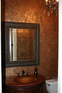 Another Beautiful Bath Finish We Call It Rustico A Combination Of Bronze
