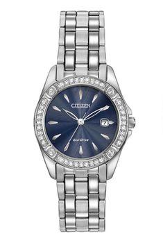 Citizen Citizen Eco-Drive  Silhouette Crystal EW2350-54L Silhouette Crystal