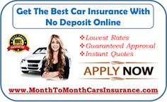 Insurance Quotes For Car Stunning Are You Looking For No Deposit Car Insurance Quote We Provide Best .