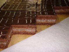 Cake Bars, Sweet Recipes, Sweet Tooth, Food And Drink, Sweets, Baking, Tiramisu, Gummi Candy, Candy