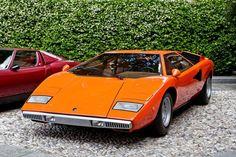 82. Lamborghini LP 400 Countach (1975)