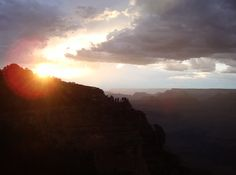 The Grand Canyon in Arizona.  (a submission fromsoftwhisper)