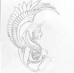art deco sphinx