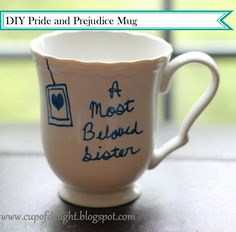 Cup of Delight: DIY