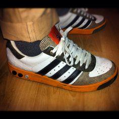 "Adidas Grand Slam Consortium ""Material Oddity - Confusion Pack"""