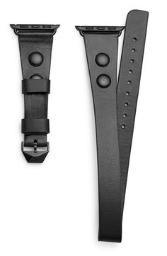 Rebecca Minkoff 20mm Apple Watch Leather Band available at #Nordstrom