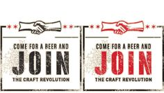 Brewpub | Revolution Brewing | Chicago, Illinois--like the colors and deisgn