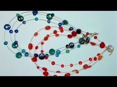 DIY Hot Glue Multistrand Necklace Find more jewelry making tutorials here: http://www.youtube.com/playlist?list=PLNxvOHHWCjFjfTQYmbYGnC6MvX-fh3R_e Today we w...