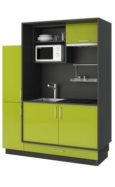 Idéale pour équiper un studio ou une petite cuisine ! Cette ...