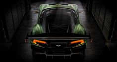 Aston Martin Vulcan - First Look & Press Release - Carponents