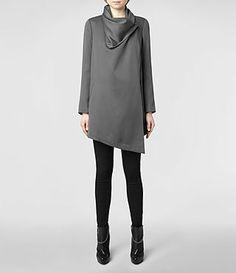 ALLSAINTS : Women's Coats - Designer Coats for Ladies