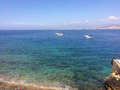 Benidorm con niños: Barco visión submarina - Mamás Viajeras #Benidorm_Con_Niños, #Valencia_Con_Niños