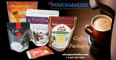 We offer excellent quality and durable #CoffeeBags with several features so that they preserve the essential qualities of the coffee for prolonged period of time.