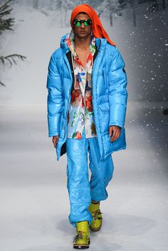 Moschino Fall 2015 Menswear - Collection - Gallery - Style.com