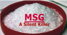 Monosodium glutamate (MSG) is a popular flavor enhancer often added to Chinese…