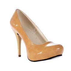Zapato Tucan Ballerinas 3045 | Cerrado, Beige #Comandato