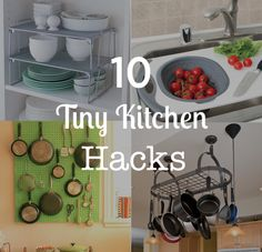 Maximize in-kitchen happiness  http://www.buzzfeed.com/readcommentbackwards/34-creative-kitchen-hacks-that-every-cook-should-k-dmjk