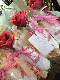 Rose packs made by Aroha Soaps New Zealand Ltd Hand Cream, Handmade Soaps, Mary Kay, Wraps, Gift Wrapping, Packaging, Candles, Table Decorations, Crystals