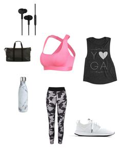 """""""Untitled #106"""" by ana-gabriela02 on Polyvore featuring River Island, adidas, New Balance, CYLO and S'well"""