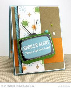 Spoiler Alert! by Kharmagirl - Cards and Paper Crafts at Splitcoaststampers