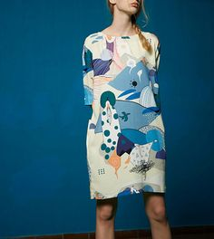 Neverland Collection the magic land trip dress by PurpleFishBowl2