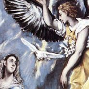 Ο Ευαγγελισμός στην τέχνη | Ανδρονίκη, η νηπιαγωγός.