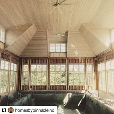 Repost from @homesbypinnacleinc We can't wait to see this completed its going to be beautiful. Look at that ceiling! Make sure to check out @homesbypinnacleinc #barringtonpools #builtbybarringtonpools #swimming #pool #indoorpool #masterpools #pebbletec #custom #contractorsofinsta #design #build #summer #water #home #homebuilder #concrete #custom #luxury #photooftheday #igdaily #instacool #photo #roof #ceiling #awesome