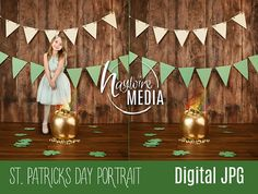 Hey, I found this really awesome Etsy listing at https://www.etsy.com/listing/285319075/childrens-cute-st-patricks-day