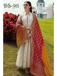 Buy Beige Rubber Printed Cotton Silk Designer Salwar Kameez Online in 2020 Party Wear Indian Dresses, Indian Gowns Dresses, Dress Indian Style, Hippie Dresses, Salwar Suits Party Wear, Bohemian Style Dresses, Abaya Style, Maxi Dresses, Party Dresses