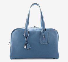 HERMÈS Victoria Blue Jean