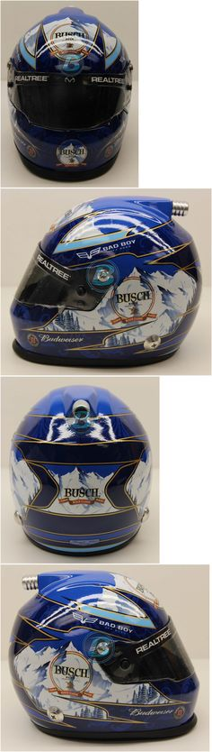 Racing-NASCAR 46156: Nascar 2016 Kevin Harvick #4 Busch Beer Mini Helmet Free Ship -> BUY IT NOW ONLY: $49.95 on eBay!