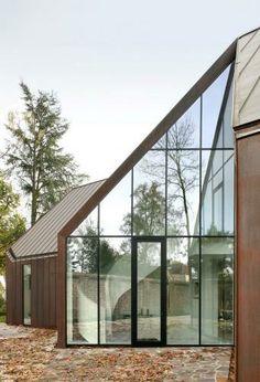 Triptod.com - House VDV by Graux-Baeyens Architecten