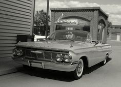 1961 Chevy Convertible