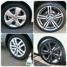 Pearl Morocco Stivani Auto Clean - Clean and Tire Dressing with Pearl Eco Tyre Shine. http://pearlwaterlessinternational.com/ #morocco   #waterlesscarwash   #trimdetailer   #tireshine
