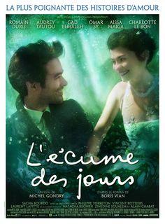 L'écume des jours (2013) Michel Gondry, Romain Duris, Audrey Tautou, Gad Elmaleh, Omar Sy, Aïssa Maiga