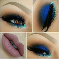 Make-up Inspiration #TeenEventMake-upAcademy http://www.teenevent.de/events/make-up-academy/