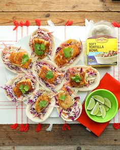 This taco salad bowl is drool-worthy. Make it any night of the week with Old El Paso's tortilla bowls. Tortilla Bowls, Taco Salad Bowls, Fish Taco Bowls, Fish Tacos, Taco Salads, Pasta Salad, Fish Recipes, Seafood Recipes, Mexican Food Recipes