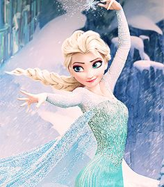 Elsa - frozen Photo