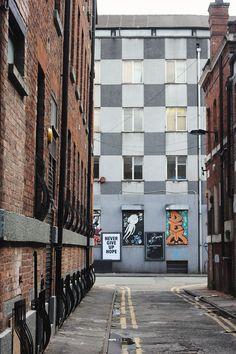 Manchester northern quarter graffiti | www.itscohen.co.uk