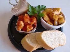 Donde comen cinco....: Magro con tomate