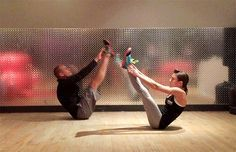 American Ninja Warrior Workout Training Tips: V-Ups (Targets: Abs!)