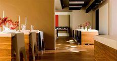 restaurant toccorosso im design hotel feldmilla in sand in taufers/ahrntal/südtirol www.feldmilla.com