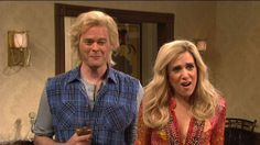 Whenever we drink chardonnay, we can't help but think of The Californians on SNL. So blonde, so very helpful with the best route navigation and they've never met a mirror they didn't like.