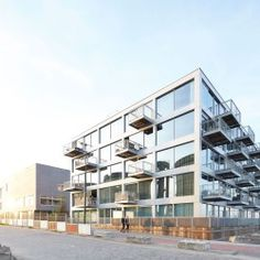 XML . 27  apartments . Zeeburgereiland (1)